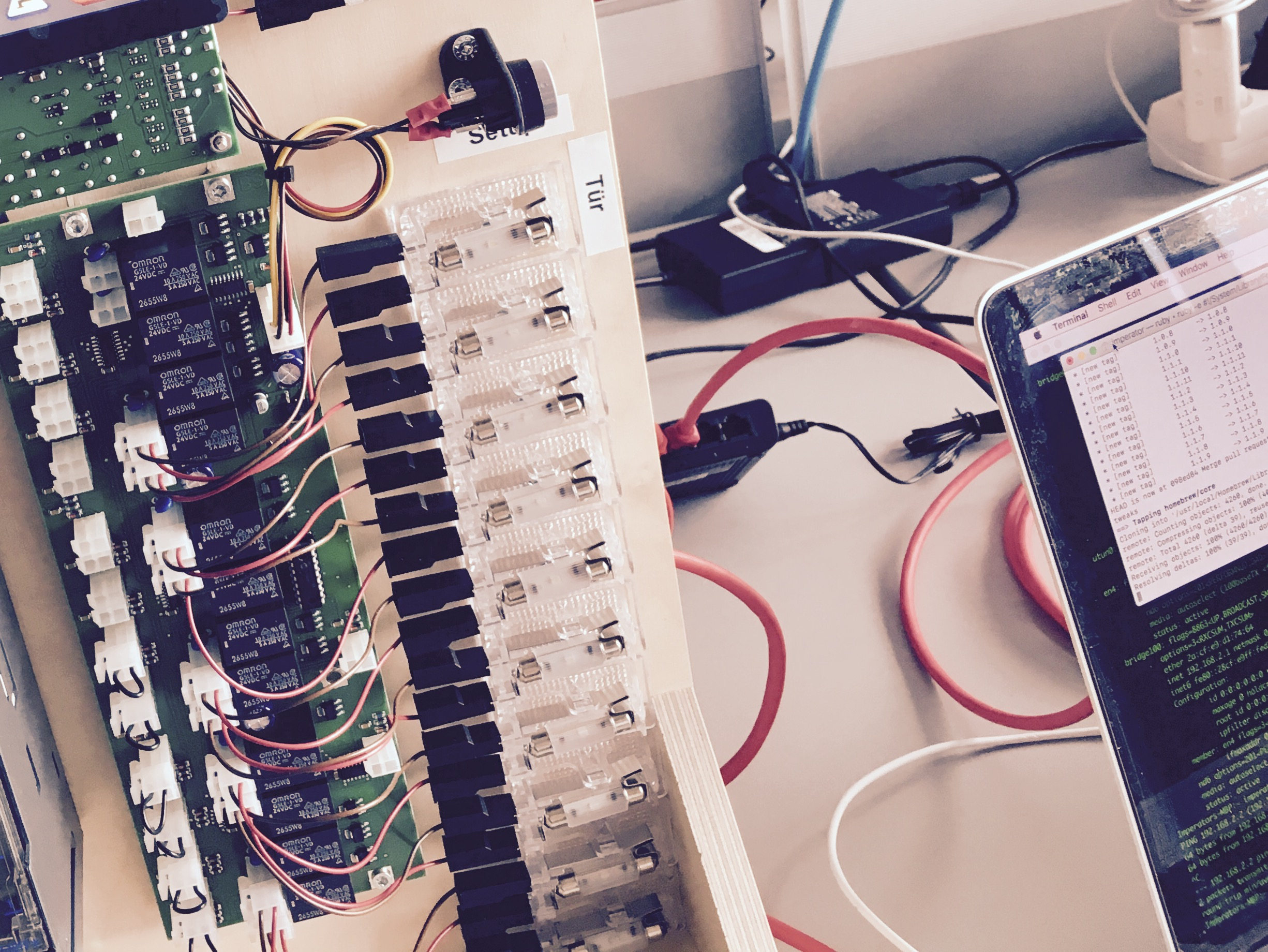 Snack Vending Over Tcp Or How Spring Integration Saved The Day Bean Wiring Pm And Code